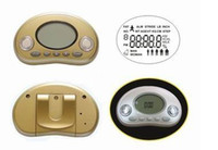 Wholesale Electronic Digital pedometers multi function Pedometer with fat analyzer A