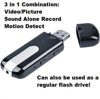 Less than 2'' Less than 10x 1080P (Full-HD) New 2014 and high quality Mini DVR U8 USB Disk HD Hidden Spy Camera Motion Detector Video Recorder 720x480 mini camcorders