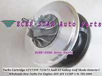audi air filters - Turbo CHRA Cartridge Turbocharger GT1749V S For Audi A3 Galaxy Golf Skoda Octavia AUY ASV L TDI HP