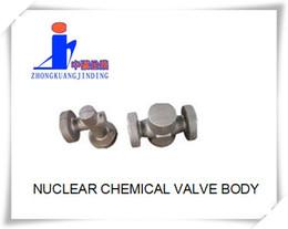 Wholesale OEM steel forging various of blank valve body