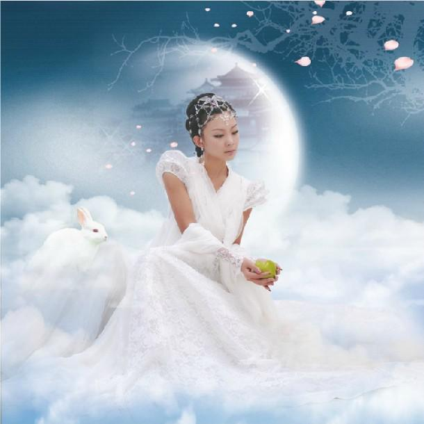 Film Costume Paladin Beautiful White Fairy Costume COS Xi ...