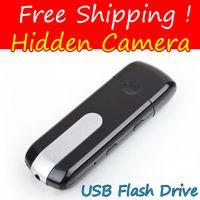 Wholesale U8 Mini camcorders x480 Mini camera Hidden camera Pen camera video camcorder cameras recorder