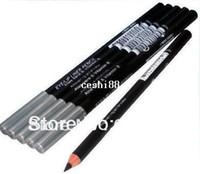 Eyebrow Pencil Liquid  Free Shipping 12pcs set Waterproof Liquid Eye Liner Black Eyeliner Pencil Makeup Pen