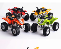 Wholesale Cool Colorful Wheels Pull Back ATV Motorcycle Toys Best Gifts For Kids
