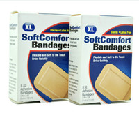 Wholesale 5 cm Large Soft Comfort Bandages Wound Plaster Adhesive Strips RY1459