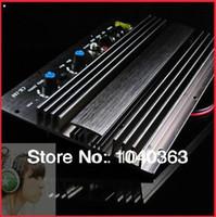 12V car active subwoofer - 450W power car amplifier active subwoofer amplifier board push subwoofer