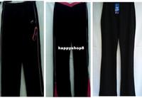 Wholesale Female Bottoms shipping aerobics fitness pants suit trousers jogging pants square dance yoga pants black cotton pants