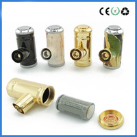 Cheap E-pipe Mechanical Mod Epipe Mod PK Hammer E PIPE Mod Fit 18350 Battery 18350 Epipe Mech Mod For 454 RDA Dripping Atomizer