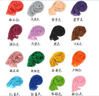 promotion new pure linen fold super long big shawl women sex...