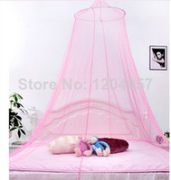Adults other Circular New Decoration Insect Fly Bed Canopy Netting Curtain Dome Mosquito Net Hot