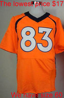 Wholesale Wes Welker elite game football jersey mens womens youth kids jerseys mix order Name Logo Stitched best quality price
