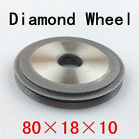 Wholesale ESM end mill grinding machine for grinding wheel super wear resistant diamond wheel