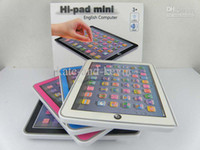 Wholesale New hipad ypad y pad Y Pad English Learning Machine mini pad wise Educational Music and Led Light