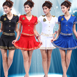 Stewardess uniform temptation nightclub sauna equipment technician nightclub DJ Miss KTV princess dress overalls costumes