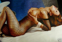 """One Panel Oil Painting Classical Handicrafts Repro oil painting:""""Nude woman"""" (no framed)"""