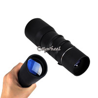 Wholesale Dropshipping x40 Zoom M M Field Zoom Lens Monocular Telescope For Sports Hunting camping Outdoor b11