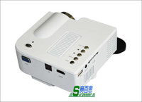 Wholesale Portable UC28 Mini LED HD Projector Home Theater Projectors for Video Games TV Movie Support HDMI VGA AV