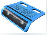 Other / other Random hair color Notebook free shinppingGenuine music children fly F-71 laptop with stereo speakers radiator cooling fan base frame 14 inch pad