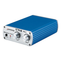 Takstar tpm-2 Portable Wholesale - Takstar TPM-2 microphone amplifier Audio Amplifier Integrated Application With 48V power supply Audio Cable 3.5mm plug