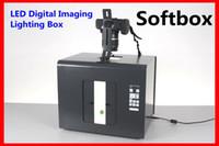 photo box - by DHL SANOTO Mini Photo Studio Photography Light Box Photo Box Softbox B350 Jewelry diamonds lighting boxes