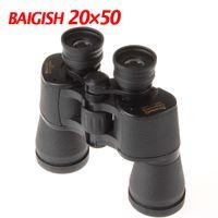 Wholesale Baigish X50 Binocular Super Clear Telescope Gleam Night Vision