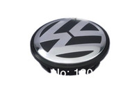 Wholesale mm VW Volkswagen Wheel Hub Cap wheel center Emblem Badge Golf Jetta Mk5 Passat