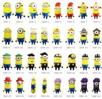 Cartoon flash memory prices - Hot Sell GB GB GB GB Minions Small USB Drive USB Flash Drive Memory Portablel Pendrive with best price FREE DHL