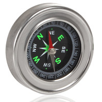 Wholesale 60 mm Stainless Steel Metal Compass for both Outdoor and Home Sturdy and Durable OUT_021