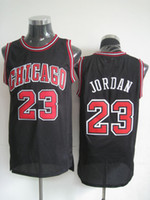 Wholesale Bulls Basketball Jerseys Chicago Jordan Black Basketball Apparel Highest Quality Athletic Apparel Profession Outdoor Uniform for Sale