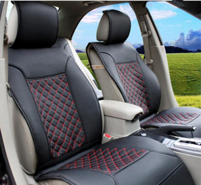 Brand New Korean Style Leather Full Car Seat Cover Set