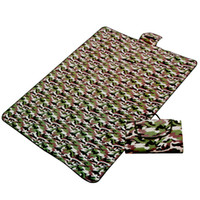 Wholesale 180 x CM Outdoor Camouflage Moisture proof Soft Picnic Rug Pad for Child Crawling OUT_026