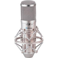 Cheap Wholesale - Alctron t-51st transistor FET condenser microphone professional recording microphone with Aluminum Case