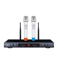professional karaoke system - Boutique Recommend Takstar X2 UHF Wireless Microphone System Professional Karaoke Engineering Dedicated Microphone