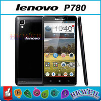 Original Lenovo P780 Quad Core MTK6589 Android Cell Phone 1G...
