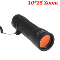 6~10 X monocular - New Protable x Scope Compact Monocular Telescope Spoting Scope for Traveling Hiking Camping Hunting Sports H10770