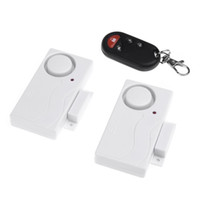 Wholesale Wireless Remote Control Home Security Entry Alarm Warning System with Magnetic Sensor for Door Window to Detector Alarme S236