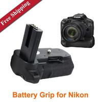 Wholesale Vertical DSLR Battery Grip for Nikon D40 D40X D60 D3000 D5000