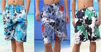 Wholesale Hot Selling Summer Beach Short Pants Doodle Colors Swim Surf Wear Boy Boxers Great Brand New Men s Board Shorts colors more