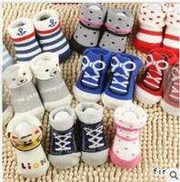 Unisex 0-6Mos Summer girls boys Baby socks lot Family Baby outdoor shoes kids Walking socks Children Kid's gift 12 pair lot