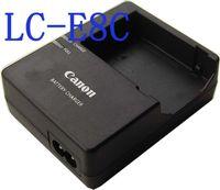 lc - LC E8C LCE8C Camera charger for CANON LP E8 EOS D D D D Rebel T2i T3i T4i T5i Kiss X4 X5 X6i X7