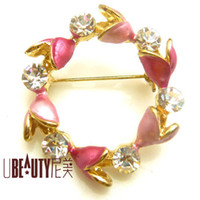 Wholesale Brooch boutiques supply new Korean version of the corsage gift birthday gift