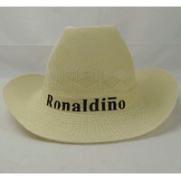 Wholesale Factory stock cheap deal mix colors Men s summer straw hat western Cowboy hat Large brimmed hat Large brim hat Beach hat Jazz hat