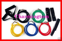 Wholesale 30pcs Resistance Bands Workout Excercise Fitness Yoga Gym