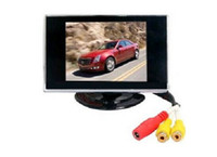 Wholesale 3 inch HD Car monitor quot Color TFT LCD Monitors for Rearview camera Free Drop shipping