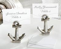 aspen photos - Kate Aspen quot Nautical quot Anchor Place Card Photo Holder Set of