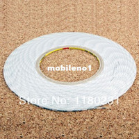 3m sticker - mm M Double Sided Adhesive Sticker Tape for iPhone Samsung HTC Mobile Phone Touch Screen Repair Length m White