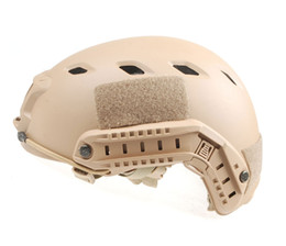 US TACTICAL LIGHTWEIGHT OPS-CORE BASE RÁPIDA JUMP MILITARY CASCO MOTOCICLETA BIKE CASCO MUD ADJUSTABLE-34118