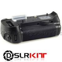 Wholesale MeiKe MB D12 Alternative Battery Holder Grip for Nikon D800 D800E as EN EL15