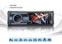 MP4/MP5 Players Mp3,Mp4,WMA,JPEG Yes Car Mp5 Player Car Audio Receiver TFT Display Supports SD MMC card,USB FM Radio Front Aux-in + Remote Control