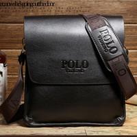 Wholesale New Arrived Genuine Leather Men Bag Simple Male Messenger Bag Bussiness Shoulder Bag